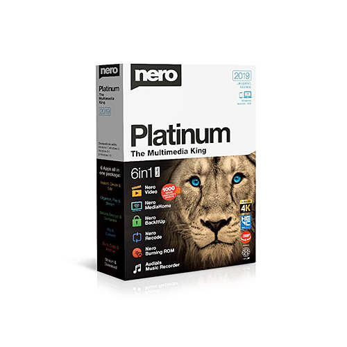 Nero Platinum 2019 Suite [ESD]